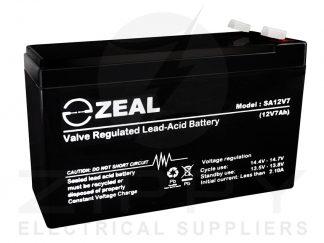 Zeal Alarm Battery 1