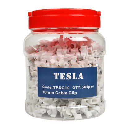 10mm Cable Clips Tesla