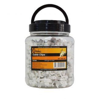 Matelec Cable Clip Jar