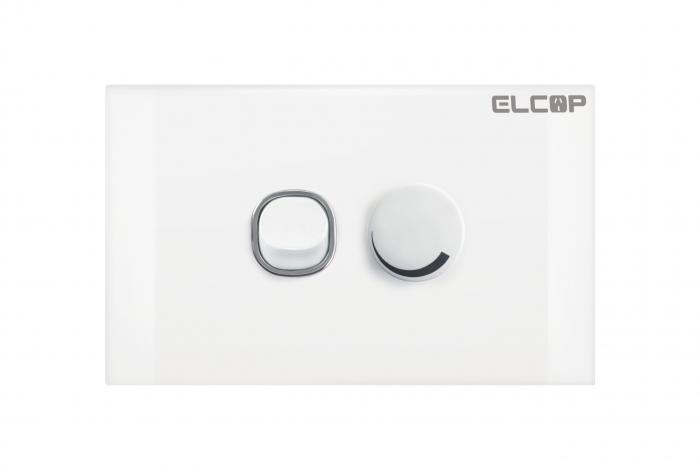 Rotary Dimmer Switch Pearl Series